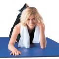 Коврики для фитнеса и аэробики