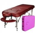 Алюминиевые складные массажные столы