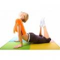 Маты и коврики для йоги и пилатес