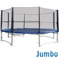Батут JUMBO Ø304 см + Сетка безопасности