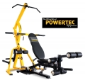 Силовой тренажер на свободных весах POWERTEC WB-LS13