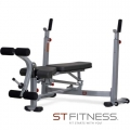 Олимпийская скамья ST FITNESS ST-8540 OLYMPIC FOLD UP BENCH