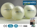Гимнастический мяч LEDRAGOMMA Hi–Fit MAXAFE Ø53