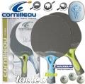 Набор для настольного тенниса CORNILLEAU TACTEO DUO OUTDOOR