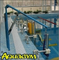 Подъемное устройство для акватренажеров AQUAGYM AquaLift