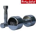 Гантельный ряд хром BODY SOLID 1-10 кг D-04