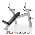 Скамья для жима под углом вверх FREEMOTION F214