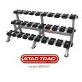 Стойка для гантелей 15 пар STAR TRAC R-8011 Inspiration