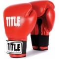 Универсальные боксерские перчатки TITLE TB-2004