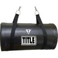 Боксерский мешок-бочка для апперкотов TITLE Boxing Synthetic