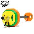 Штанга для аэробики с замками REEBOK RE-21090E 18 кг