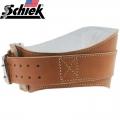 Пояс кожаный атлетический SCHIEK L2006 15 см