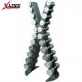 Стойка под гантели (0,5-10 кг) INTER ATLETIKA X-LINE X/XR403