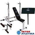 Комплект силовой INTER ATLETIKA PROFI BENCH ST007.1