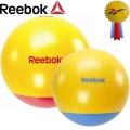 Гимнастический мяч (фитбол) REEBOK RAB-40015 Ø55/Ø65/Ø75