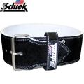 Пояс кожаный для пауэрлифтинга SCHIEK L6011 10 см