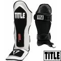 Щитки для голени и стопы TITLE GEL Elite Pro