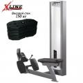 Нижняя тяга INTER ATLETIKA X-Line X/XR102.1