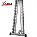 Стойка под гантели (1-10 кг) INTER ATLETIKA X-LINE X/XR403.1