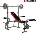 Скамья для жима HAMMER Sport Bermuda XT 4507