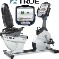 Горизонтальный велотренажер TRUE Fitness CS900 Transcend 16