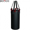 Мешок боксерский из кожи 3-4 мм на ремнях BOYKO SPORT 40 см