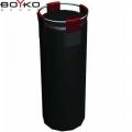 Мешок боксерский из кожи 4-5 мм на цепях BOYKO SPORT