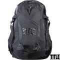 Спортивный рюкзак TITLE BLACK BKBAG1