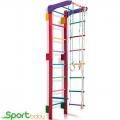 Спортивный детский уголок SportBaby TEENAGER 3-220-240 Barby
