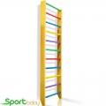 Шведская стенка SportBaby 0-220-240 Yellow