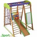 Спортивный детский уголок SportBaby Карапуз