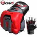 Снарядные перчатки RDX Leather SPL