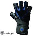 Перчатки для фитнеса HARBINGER Training Grip Leather Gloves