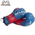 Мини-перчатки RIVAL Leather Mini Boxing Gloves