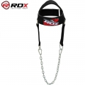 Упряжь для тренировки шеи RDX Head Harness Neck Belt