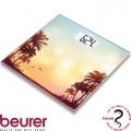Весы дизайнерские BEURER GS203 Beach