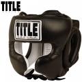 Боксерский шлем TITLE Pro TB-5001