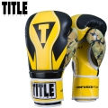 Боксерские перчатки TITLE Infused Foam Honor Combat Gloves