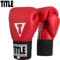 Боксерские перчатки TITLE Masters USA Boxing Competition Elastic