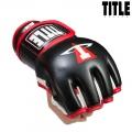 Снарядные перчатки TITLE MMA TB-1502