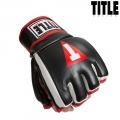 Перчатки для ММА TITLE MMA Performance Hybrid Sparring Gloves