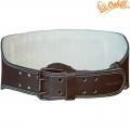 Пояс кожаный для пауэрлифтинга OnhillSport OS-0402