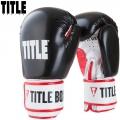 Боксерские детские перчатки TITLE TB-1513