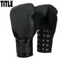 Боксерские перчатки TITLE BLACK TB-1514