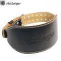 "Пояс атлетический HARBINGER 6"" Padded Leather Belt"