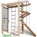 Спортивный детский уголок с рукоходом SportBaby Спартак 5-220-24