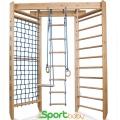 Спортивный игровой комплекс SportBaby SPORT4-220-240