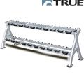 Стойка для 16 пар гантелей TRUE & PARAMOUNT XFW-4700-16