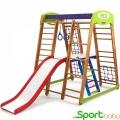 Спортивный детский уголок SportBaby Карапуз Plus2