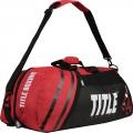 Спортивная сумка-рюкзак TITLE WORLD CHAMPION TBAG25